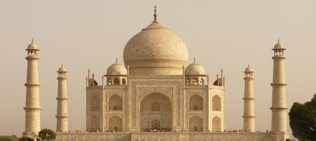 Taj Mahal Palast Indien